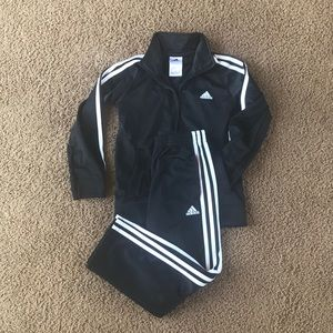 Adidas track suit, GUC